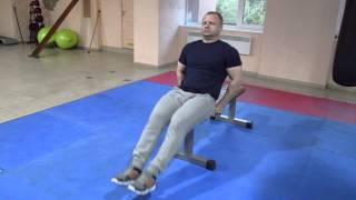 Разминка для офисного работника(АиФ.ua совместно с сетью фитнес клубов Gym Fit, продемонстрировали вам как оставаться в форме даже на рабочем..., 2015-08-17T13:49:14.000Z)