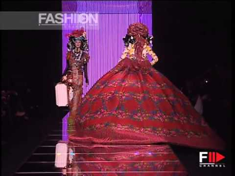 """John Galliano"" Autumn Winter 2004 2005 Paris 2 of 4 Pret a Porter by FashionChannel"
