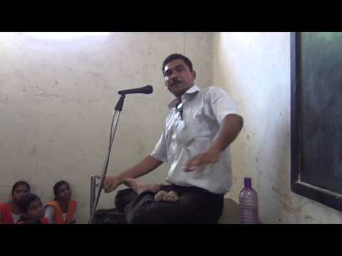 Meditation for students development at Divine life Academy School by sanjay jee