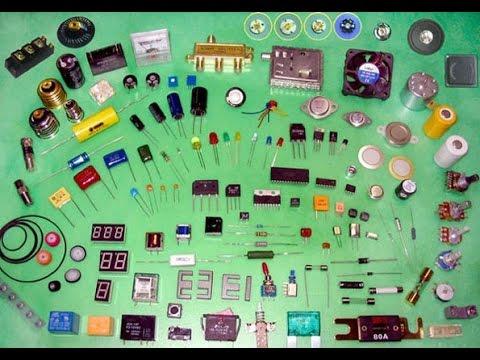 Радиокомпоненты и транзисторы