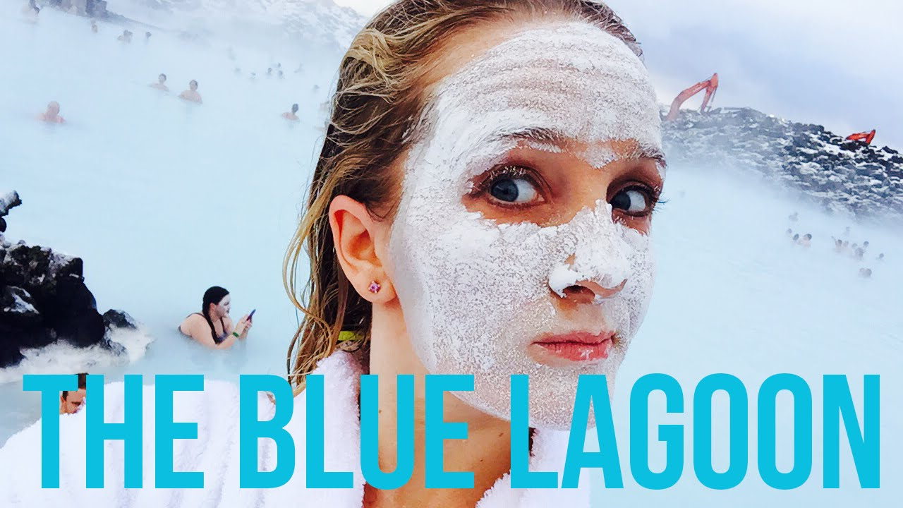 The Blue Lagoon Iceland In Winter Pommie Travels