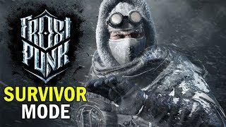 Survivor Mode - Frostpunk Gameplay - Survival Mode