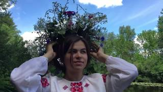 Ukrainian flower wreath for Ivana Kupala: how to do it yourself