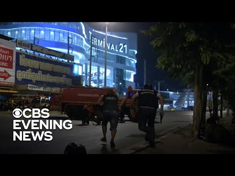 Thailand mall shooting leaves 20 dead, 30 injured