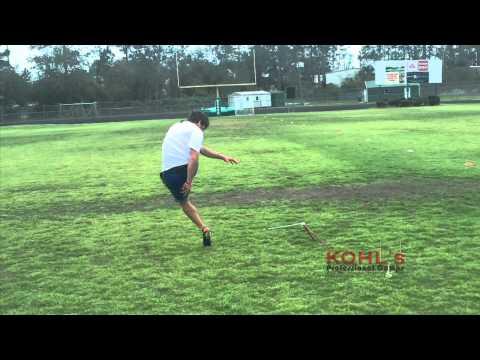 Caleb Sturgis | 2013 NFL Draft Top Prospect & Lou Groza Award Finalist | Kohl