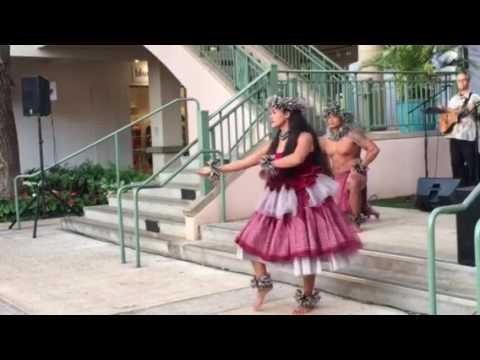 Polynesian Dance - Maui