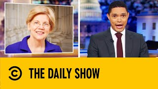 Download Billionaires Take Aim at Elizabeth Warren's Wealth Tax | The Daily Show With Trevor Noah Mp3 and Videos