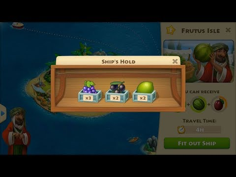Township Level 68 Update 10 HD 1080p
