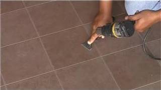 Vinyl Flooring Maintenance & Cleaning : How to Fix a Dent in a Soft Vinyl Floor