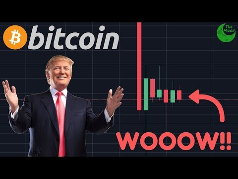 INSAAANE!! TRUMP GIVES EVERY AMERICAN $1,000?!!!   BITCOIN DUMP OR PUMP COMING???