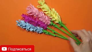 🎁 Красивые Цветы из Бумаги Своими Руками/ Подарки Поделки - День Матери День Учителя Своими Руками