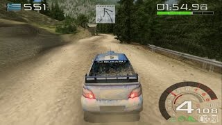WRC: Rally Evolved PS2 Gameplay HD (PCSX2)