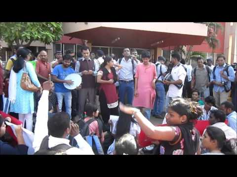 Rohith Vemula's Institutional Murder : Mumbai Students Prote