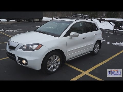 2012 Acura RDX Techology Package Видео. Тест драйв 2012 Акура РДХ Technology Package. Авто из США.