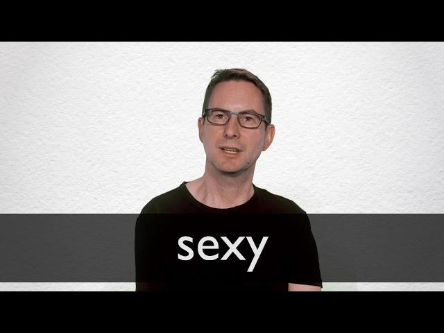 Sexiest thesaurus