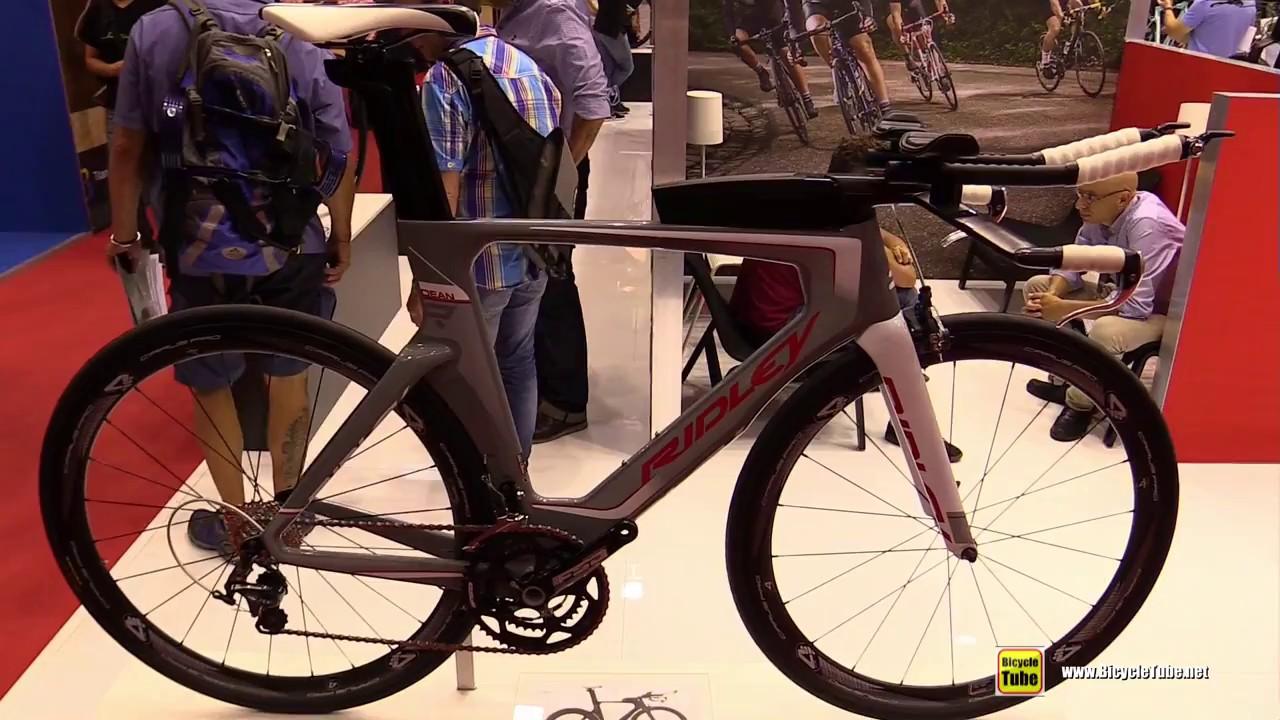 2017 Ridley Dean Triathlon Bike Walkaround 2016 Eurobike Youtube