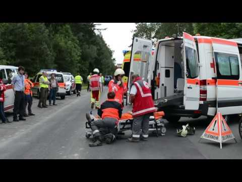 Katastrophenschutzübung Vogtlandkreis 2017 - Allgemeine Informationen zur Übung