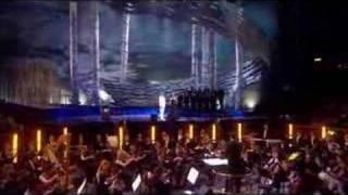 Anna Netrebko sings