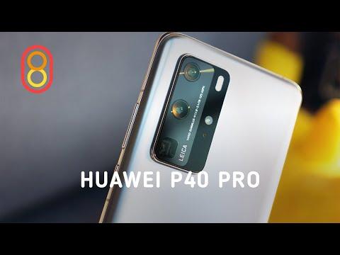 Обзор HUAWEI P40 Pro — полный комплект!