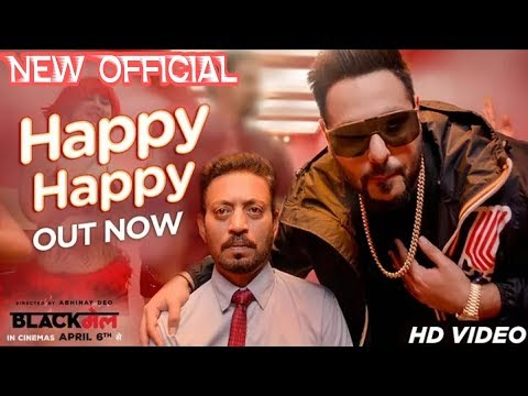 Happy Happy | Badshah (Full Video) HD Song | Aastha Gill | Latest Song 2018