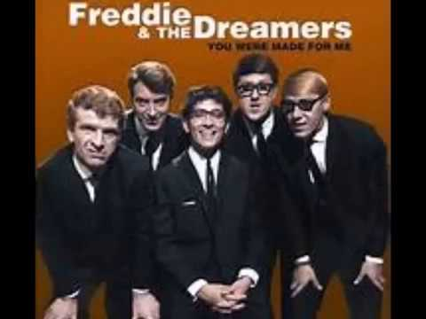 I Love You Baby  -  Freddie And The Dreamers 1964