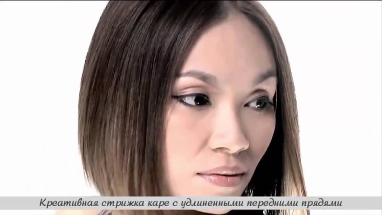 фото женские стрижки на длинные волосы