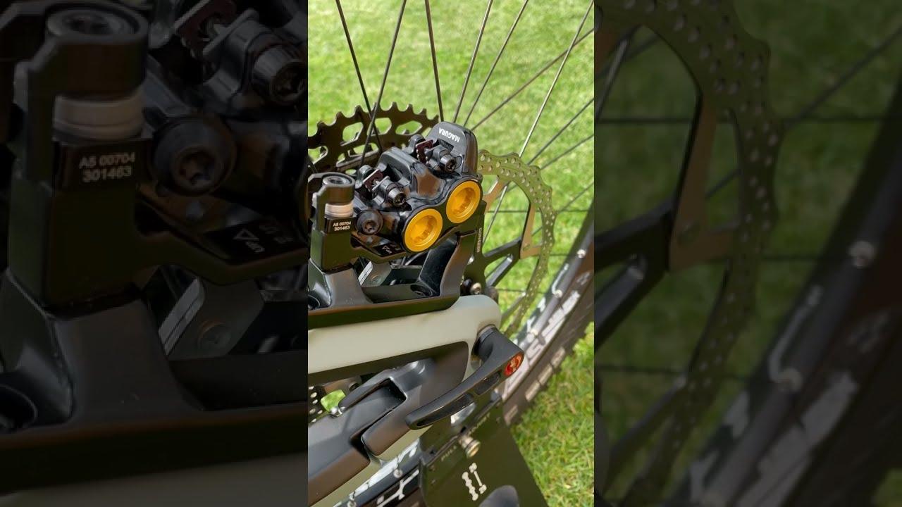 🔥 Black and Gold Mountain Bike?! 😍🔥