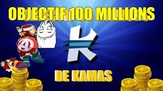 [Dofus] OBJECTIF 100 MILLIONS - ASTUCE KAMAS