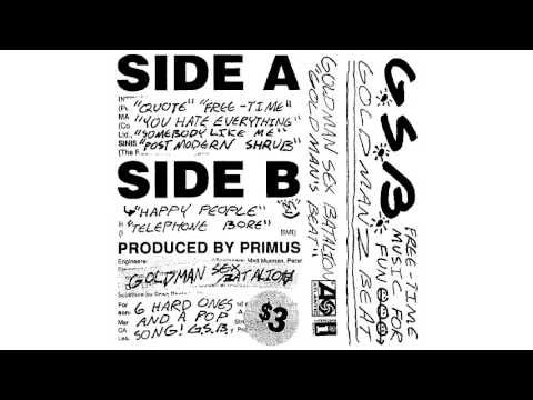 G.S.B. (Goldman Sex Batalion) - Goldman's Beat