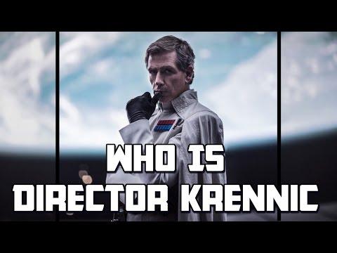 Director Krennic: Star Wars lore