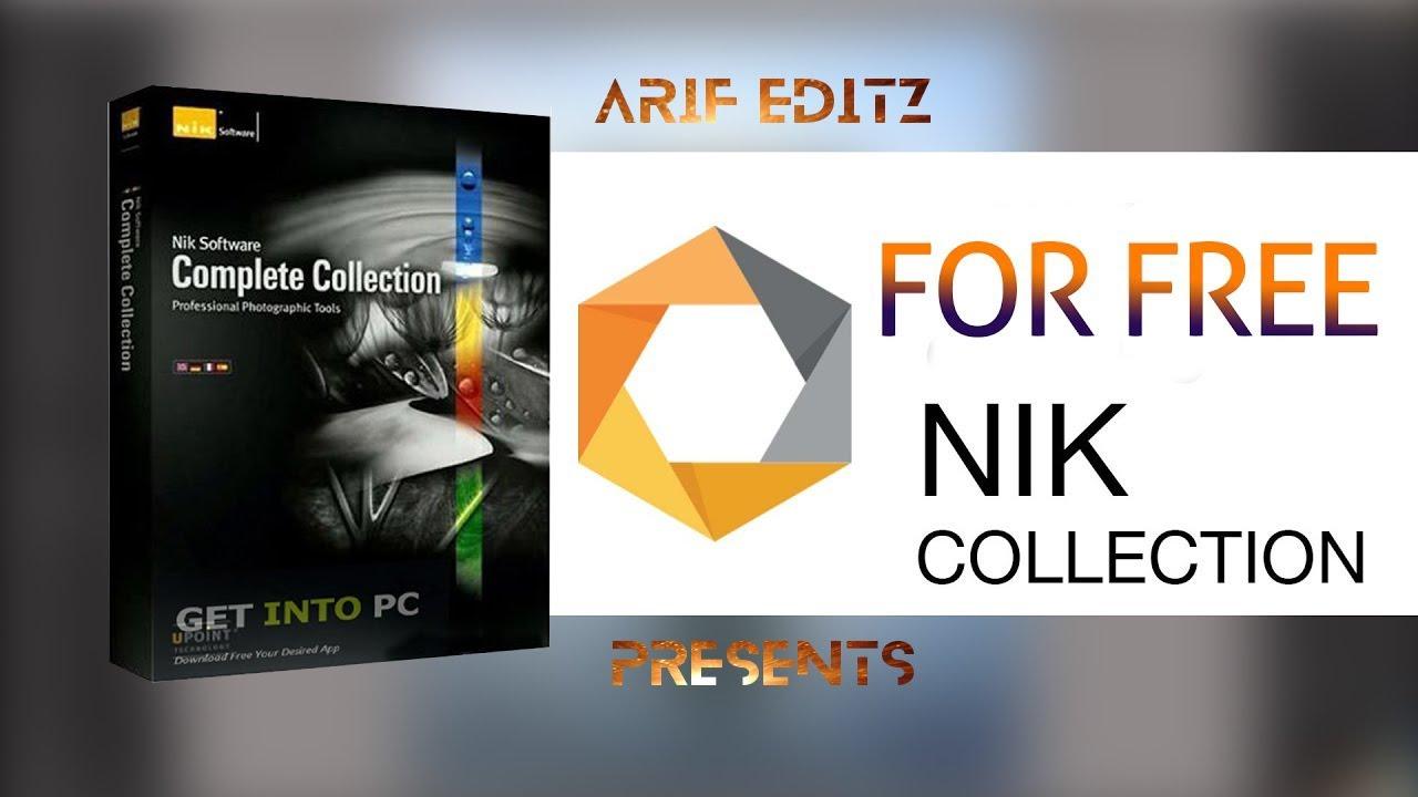 free download nik software plugin photoshop cs6
