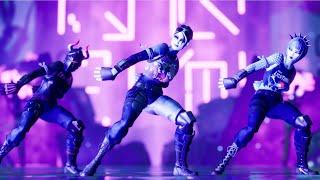 HELLOWEEN - FORTNITE MUSIC VIDEO l Хеллоуин - фортнайт музыкальный клип
