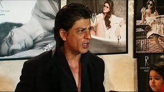 Shah Rukh talks about