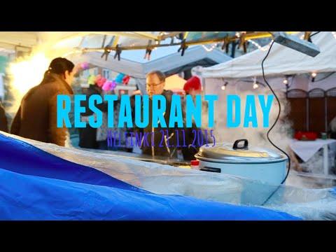 Restaurant Day, Helsinki 21.11.2015