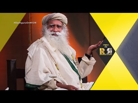 Reformers & Rebels: Exclusive conversation with Sadhguru Jaggi Vasudev