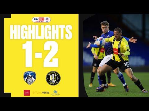 Oldham Harrogate Goals And Highlights