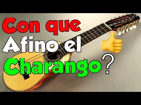 FOLKLORE BOLIVIANO - CON QUE AFINAR EL CHARANGO