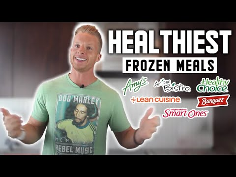 7 Healthiest Calorie Saving Frozen Meals