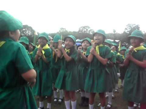 SJES star scout...at Banal na Bundok