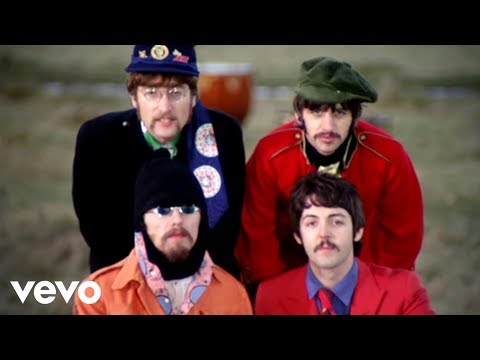 Клип The Beatles - Strawberry Fields Forever