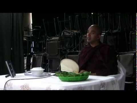 Anapanasati Meditation by Ven. Kashyapa Thero - part 01