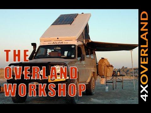 Solar Power for overlanders. The Overland Workshop, part-3