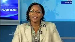 Sicily Kariuki - CEO of Tea Board of Kenya