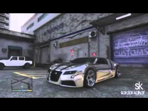 GTA 5 Most Wanted - FBI (sardar kalkat car driver)