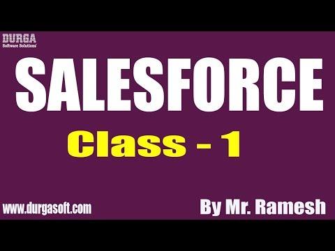 salesforce-tutorial-||-class---1-||-by-mr.-ramesh-on-09-09-2019