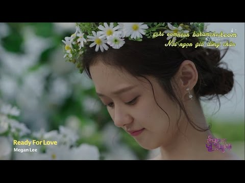 [Vietsub + Kara] Ready For Love - Megan Lee (Fated To Love You OST Part 3)