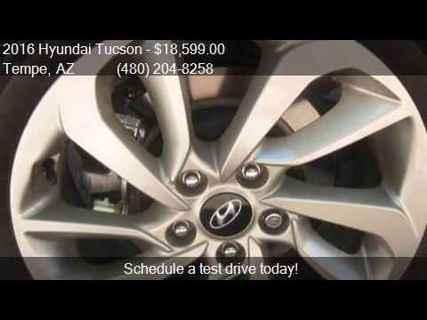 2016 Hyundai Tucson SE 4dr SUV for sale in Tempe, AZ 85281 a