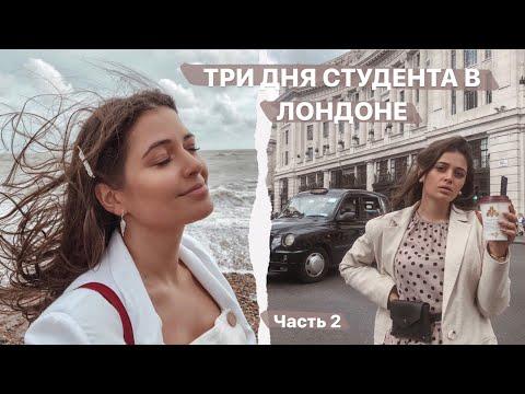 ОБУЧЕНИЕ В ЛОНДОНЕ // ВЛИЛИСЬ В СТУДЕНЧЕСКУЮ ЖИЗНЬ // часть 2
