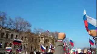 Легендарный Севастополь останется русским!