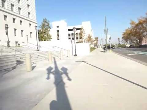 L.A. SHERIFF SECURITY ASSAULTS PHOTOGRAPHER, at Hall of Justice, or Injustice 1st Amend Audit